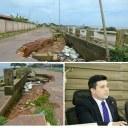 Acácio Favacho pede providências para contenção de buracos no Cidade Nova.