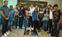 Acácio Favacho recebe comitiva de vereadores jovens de Macapá