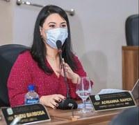 Adrianna Ramos aprova Moção de Aplausos a Mário Mazurek, novo desembargador do Tjap