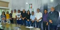 Adrianna Ramos conduz reunião extraordinária da Comissão Internacional