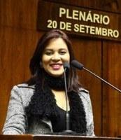 Adrianna Ramos participa do Encontro Nacional de Vereadoras, Assessoras, Diretoras, Procuradoras e Servidoras de Câmaras Municipais.