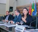 Adrianna Ramos propõe garantia de trabalho para ex-detentos.