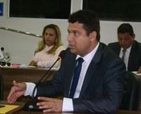 Agricultor alerta vereador Diogo Senior para o risco de desabastecimento da agricultura familiar em Macapá.