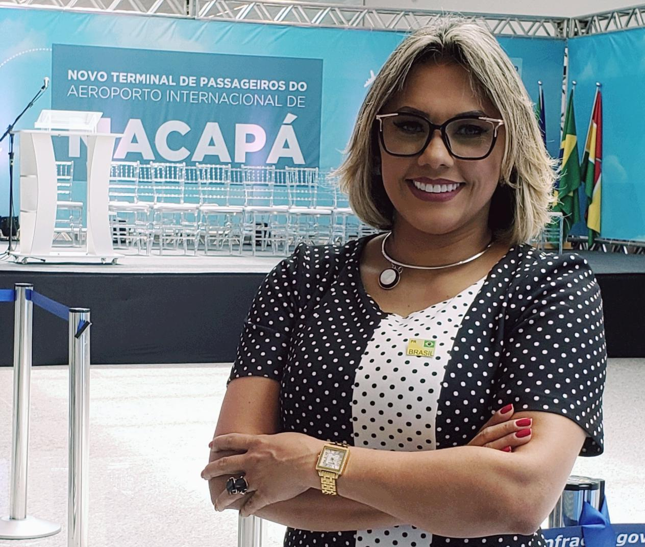 Amapá ganha novo aeroporto