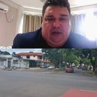 André Lima pede sinalização horizontal em cruzamentos de Macapá
