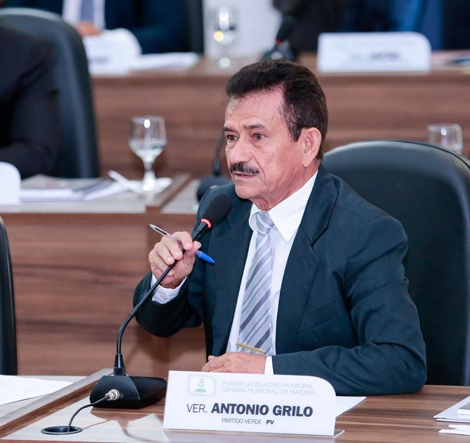 Antônio Grilo cobra melhorias para os bairros de Macapá