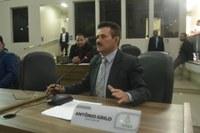 Antônio Grilo destaca eleição de Davi Alcolumbre à presidência do Senado
