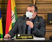 "Aprovado PL do vereador Marcelo Dias que cria o Programa ""Doadores do Futuro"""