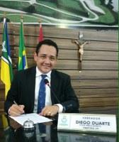Atendimento ao idoso: Câmara aprova Projeto de Lei de autoria do vereador Diego Duarte.