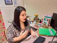 Através de requerimentos, vereadora Adrianna Ramos cobra melhorias para a capital