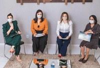 Bancada feminina da CMM realiza live para debater temas relacionados à mulher