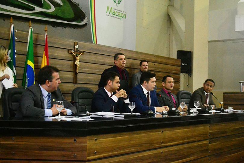 Bancadas da Câmara de vereadores definem novas lideranças