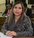 Bruna Guimarães em busca de soluções para os problemas da cidade de Macapá.