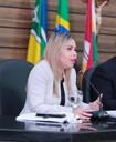 Bruna Guimarães pede reconhecimento do massoterapeuta na PMM