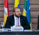 Caetano tem requerimentos aprovados e projeto que beneficia servidores municipais lido durante sessão na Câmara de Vereadores