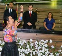 Câmara de Vereadores abre o período legislativo homenageando 260 personalidades