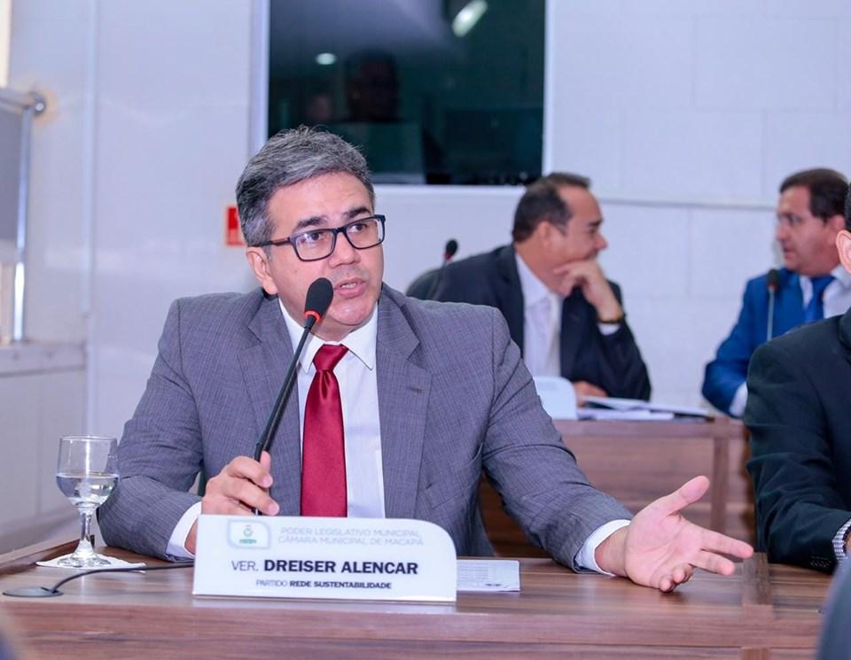 Câmara de Vereadores aprova diversos requerimentos de Dreiser Alencar