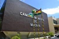 Câmara de Vereadores de Macapá entra em recesso