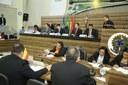 Câmara de Vereadores volta do recesso e realiza a primeira sessão ordinária de 2016.