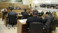 Câmara debate e aprova matérias nesta quinta-feira
