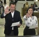 Câmara Municipal de Macapá empossa dois novos vereadores
