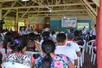 Câmara Municipal de Macapá realiza sessão itinerante no Bailique.