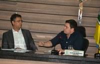Câmara Municipal recebe o prefeito de Macapá para falar sobre cortes de gastos no executivo