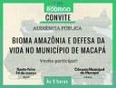 Campanha da Fraternidade 2017: Audiência pública debate o Bioma Amazônia na Câmara de Vereadores