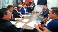 CCJR se reúne com representantes da saúde para debater plano de cargos e carreira