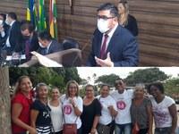 Claudiomar Rosa aprova Projeto de lei que garante acessibilidade às pessoas com ostomia/estomia
