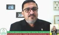 Claudiomar Rosa quer prioridade na vacinação para empregados dos Correios
