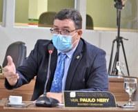 CMM aprova requerimento de Paulo Nery propondo melhorias para a Avenida Hermes Monteiro da Silva, no Bairro Novo Horizonte