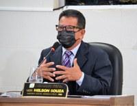 CMM aprova três proposituras do vereador Nelson Souza em mais uma sessão presencial