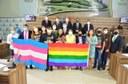 Coordenador de Diversidade expõe problemáticas da população LGBTQIA+ na CMM e pede parceria na execução de políticas públicas