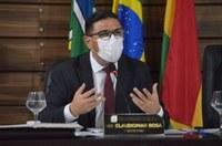 Cultura: Requerimentos do vereador Claudiomar Rosa são aprovados na CMM.