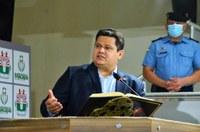Davi presta contas dos primeiros 6 anos como senador: mais de R$ 434 milhões em recursos para Macapá
