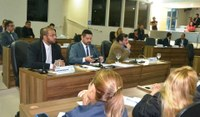 Debates e aprovação de PL,s marcam a Reunião Ordinária desta terça feira da Câmara de Vereadores
