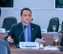 Diego Duarte pede asfaltamento para seis bairros da capital