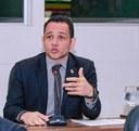 Diego Duarte propõe nome de Mariana Souza Pereira de Barros para UBS da localidade do Ambé.