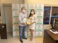 Diretora do Hcal recebe Voto de Louvor da Câmara Municipal de Macapá