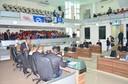 Diversos assuntos marcaram a sessão legislativa da CMM nesta quinta-feira