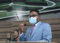 Dudu Tavares apresenta Projeto de Lei que visa mais transparência na divulgação das ações de combate e imunização contra a COVID-19