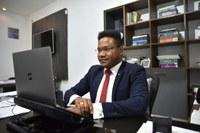 Dudu Tavares apresenta requerimentos para atendimento a demandas da população