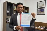 Dudu Tavares defende vacina contra covid-19 para lactantes sem comorbidades em Macapá