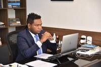 Dudu Tavares quer ampla divulgação e debate do plano de retomada das aulas presenciais no município