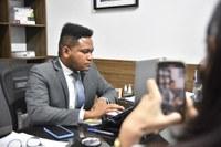 Dudu Tavares quer melhorias para comunidade Palestina do Rio Gurijuba em Santa Luzia do Pacuí