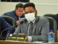 Dudu Tavares reivindica melhoria na trafegabilidade e segurança em ruas da Capital
