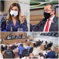 Educação municipal é debatida pelos vereadores de Macapá durante a 14ª Sessão Ordinária da CMM