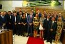 Eleitos em 2016 tomam posse na Câmara Municipal de Macapá.