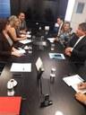 Em Brasília vereadores reivindicam projeto Agência Barco para Macapá